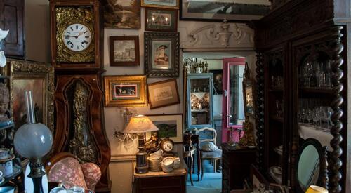 Antiquitäten In Wien
