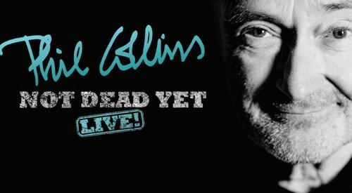 Phil Collins Wien